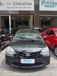 Toyota Etios XS 1.3 (flex) 2013 completo