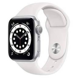 Apple Watch Serie 6 Branco Novo Lacrado