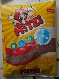 Título do anúncio: Areia pra gato ou hamister ou coelho 12kg