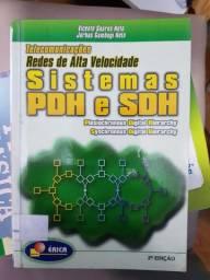 Livro engenharia , sistemas PDH e SDH