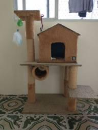 Playground para gato