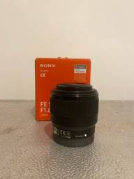 Sony 50mm 1.8 fullframe