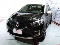 RENAULT CAPTUR 2.0 FLEX 4P INTENSE AUTOMÁTICO 4M - 2018 - PRETO