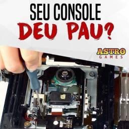 ASSISTÊNCIA TÉCNICA VÍDEO GAMES