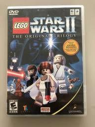 lego star wars 2 trilogia original dvd computador