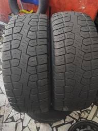 Título do anúncio: 2 pneus Pirelli scorpion ATR aro 15 205/60/15 leia o anúncio com atenção