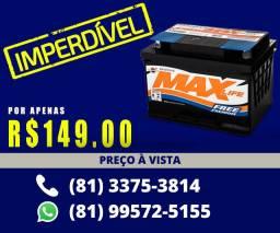 Baterias Moura e Max na Promoção!!!