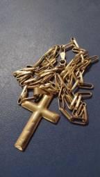 Vendo Cordão de Ouro18K $2.200