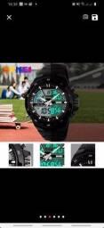 Título do anúncio: Vendo relógio de marcar skmei.
