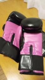 Luva boxe kickboxe