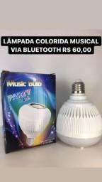 Título do anúncio: LÂMPADA DE LED BLUETOOTH
