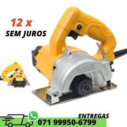 Título do anúncio: Serra Mármore Profissional 1400w 110v Dw862 Dewalt