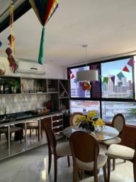 Apartamento um por andar em Manaíra