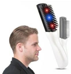 Escova de Cabelos com Laser (Ideal para Tratamento Capilar)
