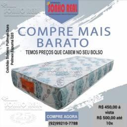 Título do anúncio: Entrega grátis de Colchão Solteiro D33 Pelmex