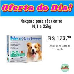 Nexgard- Pulgas e Carrapatos nunca mais