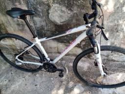 Bike Specialized aro 700 peças alívio/deore mega9 quadro 17.5