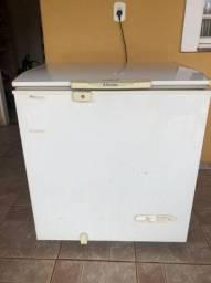 Freezer Horizontal Electrolux H210 - 110 / 127volts - usado