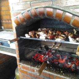 Buffet de churrasco em domicilio - 30,00 por pessoa - ric buffet & festas