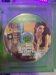 GTA V para Xbox One