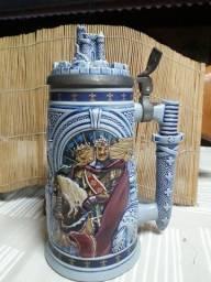 Título do anúncio:  Caneco de Chopp Medieval, Uma Bela peca Antiga..
