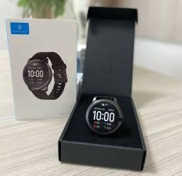 Smartwatch LSO5 recebe notificações redes socias e ligações