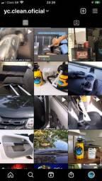 Estética automotiva e residencial