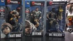 Título do anúncio: Action figure gears of war 4 lote