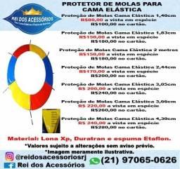 Protetor de molas para Pula Pula Cama elastica a partir de R$ 80,00 a vista