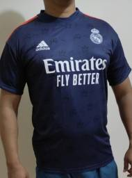 Título do anúncio: Camisa de time real madrid