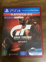 JOGO PARA PS4 - Gran Turismo