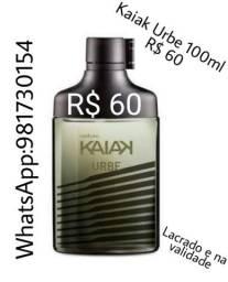 Kaiak Urbe 100ml R$ 60