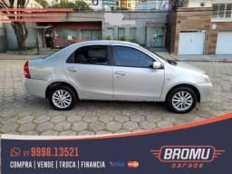 Título do anúncio: Toyota Etios XLS 1.5 Flex 16V 5p Mec.
