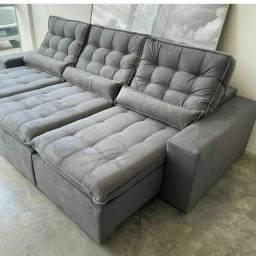 Título do anúncio: Reforma de sofá 10x s juros no cartão