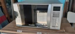 Título do anúncio: Miicroondas Panasonic 25 litros