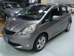 Honda Fit LX 1.4 Flex 2009 Cinza Automático (Completo) - 2009