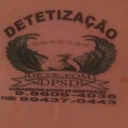 Detetizaçao