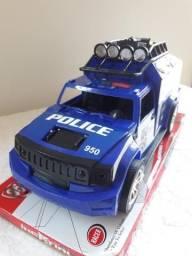 Carrinho Polícia
