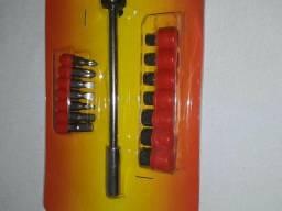 Chaves de t com 15 peças contato 87991035507