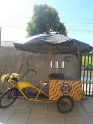 Food Bike mod Harley