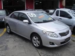 Toyota Corolla XEI 1.8,Completo,Automático + Bancos em Couro - 2009
