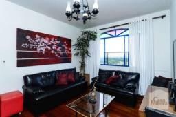 Apartamento à venda com 4 dormitórios em Caiçaras, Belo horizonte cod:219449