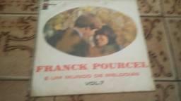 Disco Franck Pourcel E Um Mundo De Melodias