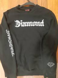 Blusa diamond supply co