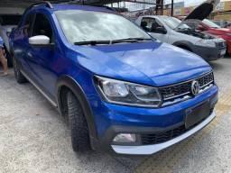 VW Saveiro CD Cross -completa -Ipva 2019 -Oportunidade - 2017