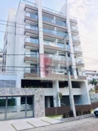 Apartamento com 1 dormitório para alugar, 52 m² por r$ 1.400,00/mês - taumaturgo - teresóp