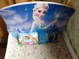 Cama da Frozen com colchão embalado