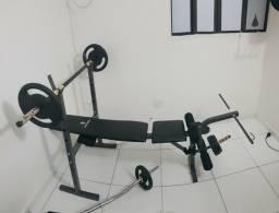 Banco para musculação *
