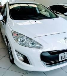 Peugeot 308 Active 1.6 Flex 2014 Branco (Aceito troca de maior ou menor valor) - 2014