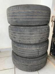 4 pneus Bridgestone 205/55 R16
